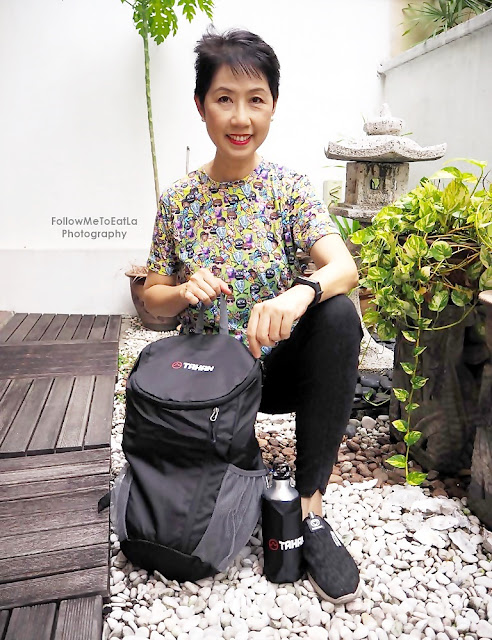 PTT OUTDOOR TAHAN Ultralight 35L Foldable Bagpack