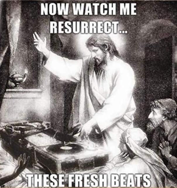 Funny Easter Jesus Memes