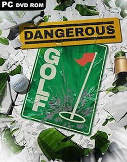 غلاف لعبة Dangerous Golf