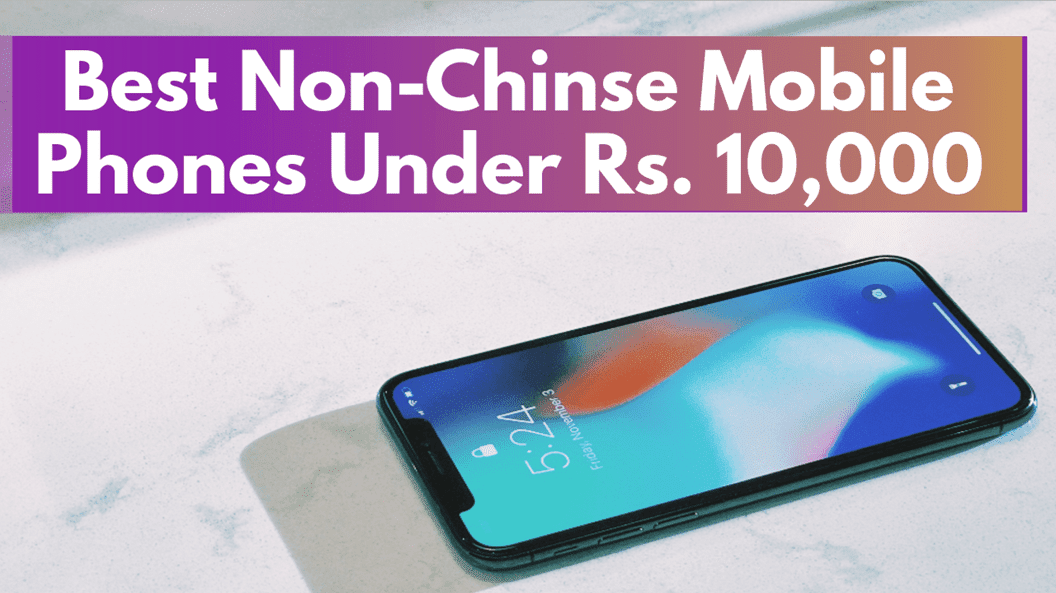 Non Chinese Phones
