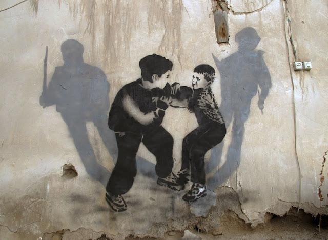 Уличные художники из Ирана. ICY и SOT 22