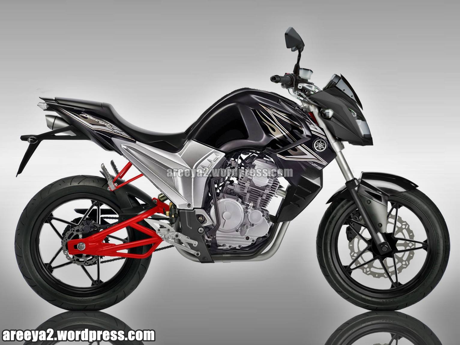 Download Image Modifikasi Yamaha New Scorpio Z PC Roid