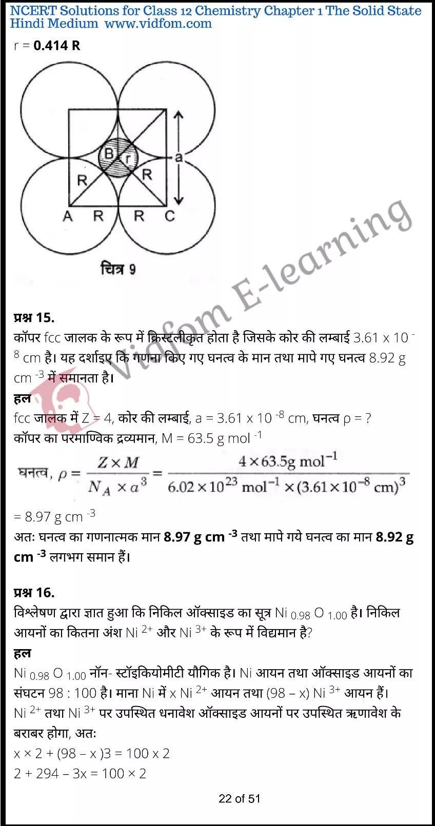 class 12 chemistry chapter 1 light hindi medium 22