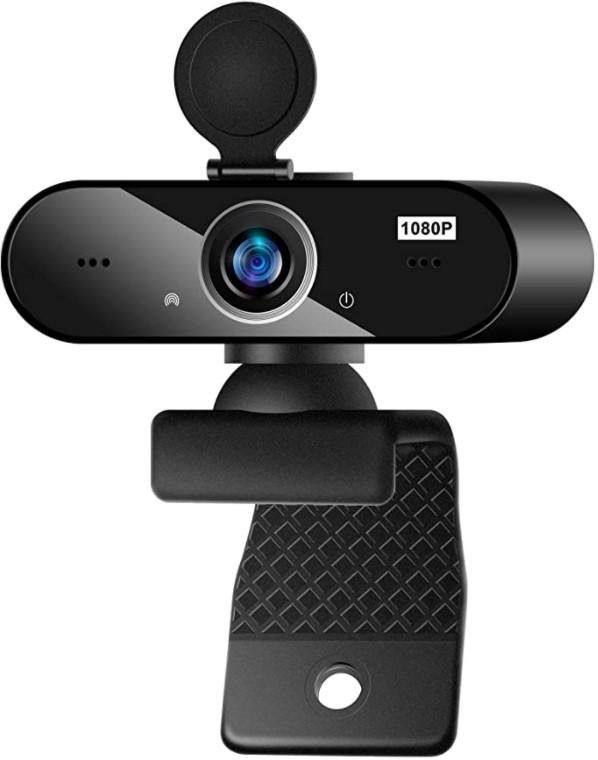 Elipenico 1080P HD USB Streaming Web Cam