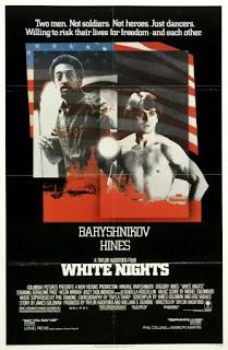 Noches de sol (1985) Drama con Mikhail Baryshnikov