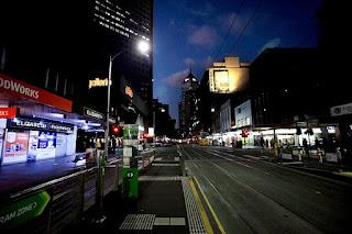 Elizabeth St Melbourne