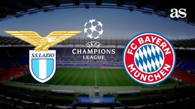 Bayern Munich vs Lazio (2nd Leg) : Champions League Live Stream