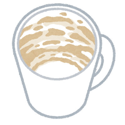 茶渋のイラスト