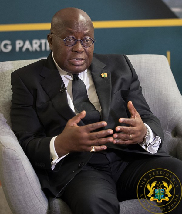 """Ghana's Poor Economic Turned Around Fundamentals In Less Than 3 Years"" – President Akufo-Addo"