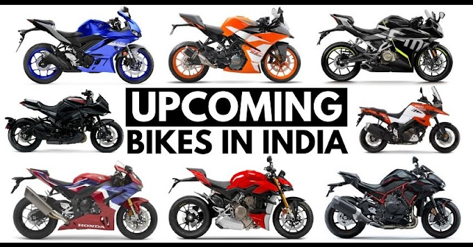 New Upcoming Bikes In India 2021