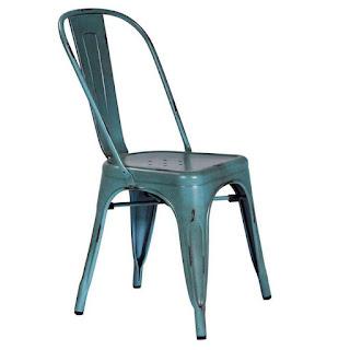 Silla Vitange metal Azul Ardene