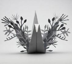 Hướng dẫn cách gấp con thiên nga bằng giấy đơn giản mà độc đáo