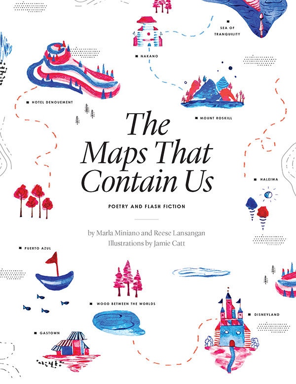 Tbb review the maps that contain us by marla miniano series standalone edition paperback publication september 2017 by summit books source bought from national bookstore pages 99 genre poetry gumiabroncs Choice Image