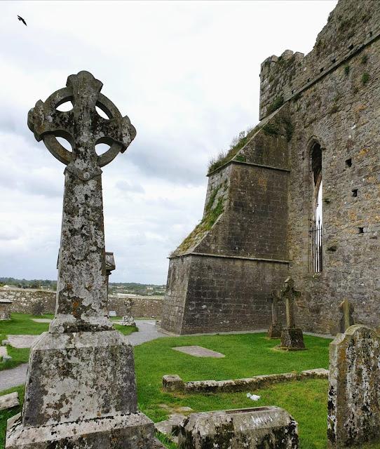 Kelttiristi Rock of Cashel