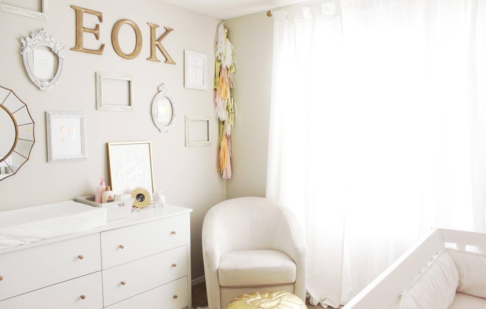 Aubrey Kinch The Blog Nursery Reveal