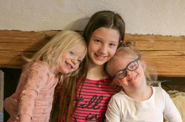 Nella, Louisa und Sontje