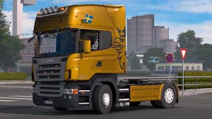 Scania R2008 Old truck mod