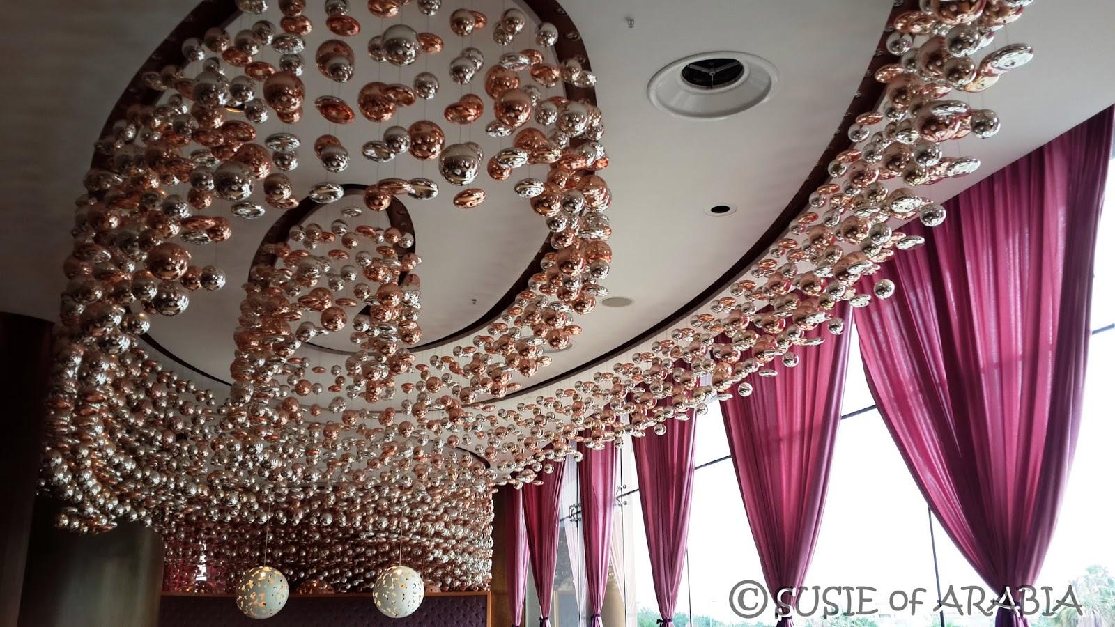 Jeddah daily photo s lumiere restaurant decor