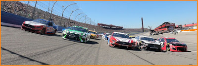 After a wild season-opener at Daytona and a rain-delayed contest in Las Vegas, the NASCAR Xfinity Series competitors gear up for the Production Alliance Group 300 at Auto Club Speedway in Fontana, California