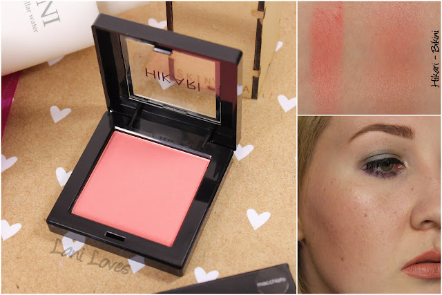 Hikari Bikini Blush Swatches & Review
