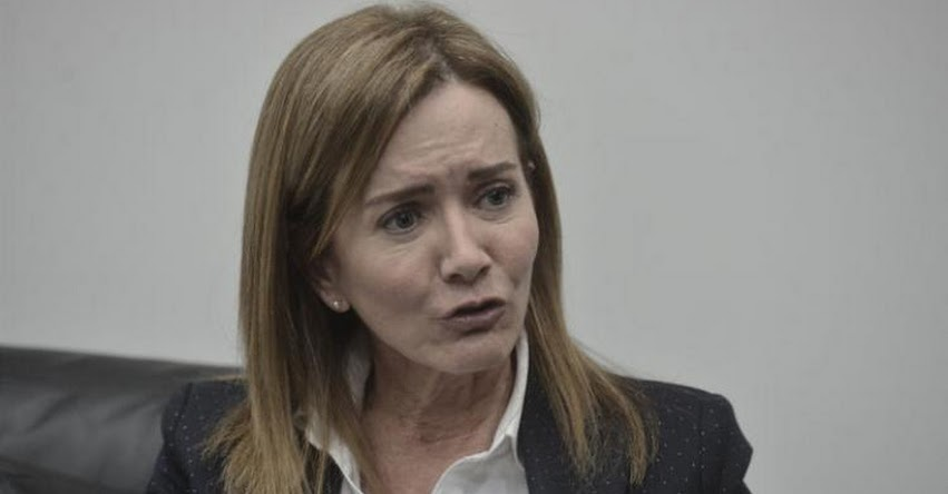 Ya es hora de poner primero al estudiante, invocó a dirigente Pedro Castillo, la Ministra de Educación Marilú Martens