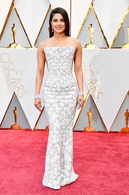Priyanka Chopra at 89th Annual Academy Awards