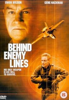 Sinopsis Film Behind Enemy Lines (2001)