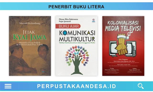 Daftar Judul Buku-Buku Penerbit Buku Litera