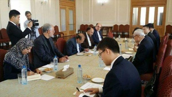 Irán y China reiteran lucha contra el terrorismo en Siria