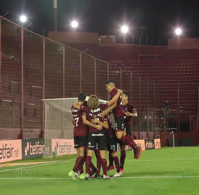 Lanús a la final de Copa Sudamericana | Foto: Prensa Lanús |