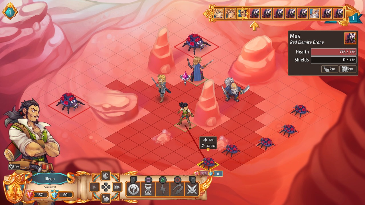 Review: Regalia - Of Men And Monarchs (Sony PlayStation 4