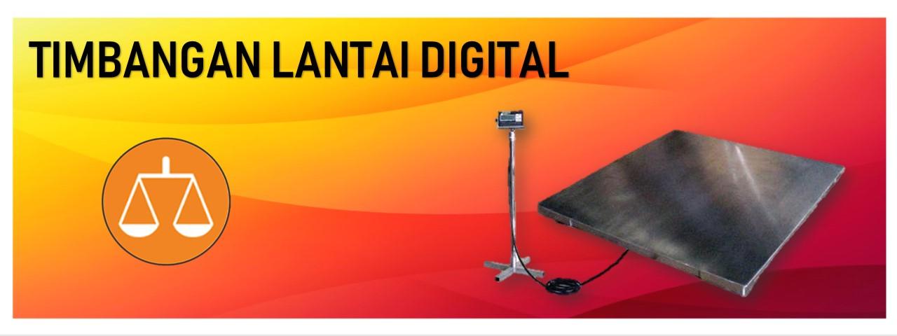 Timbangan Lantai Digital