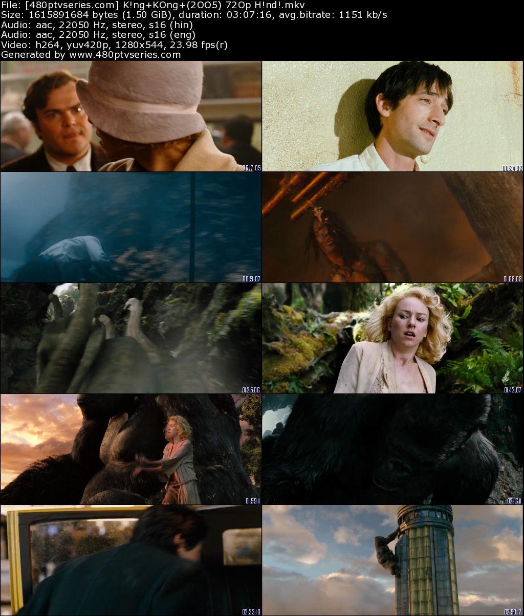 Download King Kong (2005) Full Hindi Dual Audio Movie Download 720p Bluray Free Watch Online Full Movie Download Worldfree4u 9xmovies