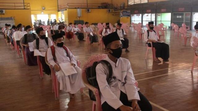 Sri Mulyani, Tolong Buka Blokir Bantuan untuk Ponpes dan Madrasah