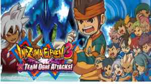 Inazuma Eleven 3: Team Ogre Attacks (E) [Decrypted] 3DS ROM