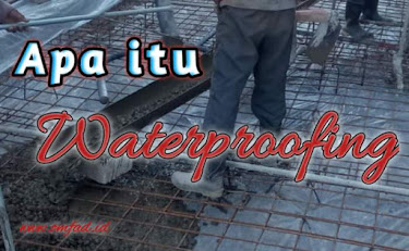 Jenis Waterproofing Integral