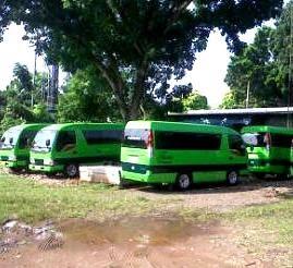 Sewa Elf Tujuan Banten