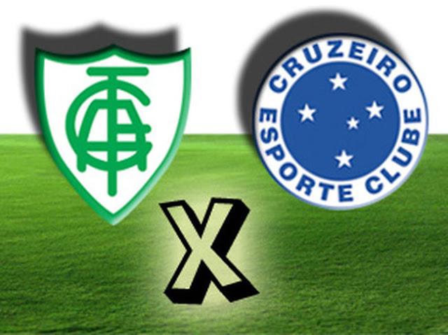 Deixe seu palpite no jogo América MG X Cruzeiro - Campeonato Brasileiro 2016