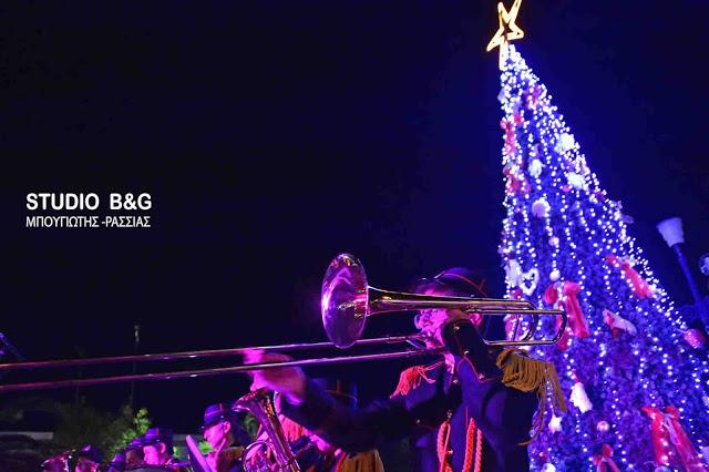 Οι Χριστουγεννιάτικες εκδηλώσεις στη Νέα Κίο (πρόγραμμα)
