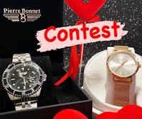 """Bruno's Jewerly concorso """" San Valentino 2021"""" : vinci gratis un orologio per Lui e uno per Lei"""