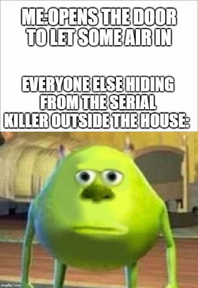 Mike Wazowski Meme