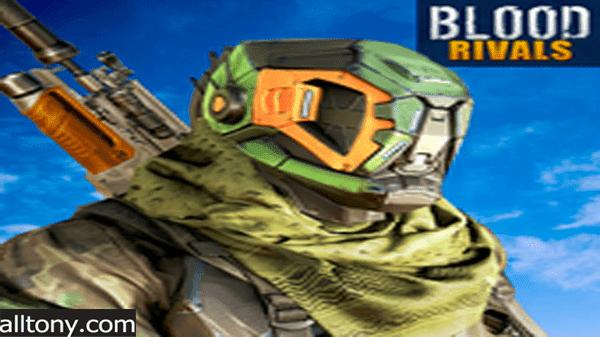 تنزيل لعبة Blood Rivals - Survival Battleground على قيد الحياة ألعاب الرماية XAPK