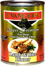 Picture of Evangers Gold Label Lamb and Rice Canned Dog Food