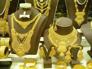 Bridles latest Gold Jewelry Sets