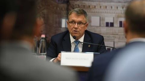 Matolcsy: meg kell reformálni az Európai Uniót, az eurózónát, magát az eurót