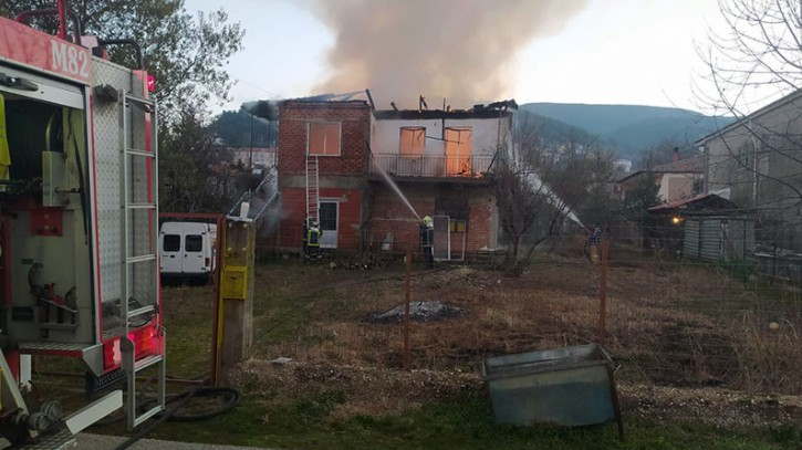 Τραγωδία στην Καβάλα: Κάηκε ζωντανός ηλικιωμένος