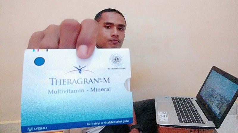 My 2018 Resolution – Pingin Jadi Youtuber? Theragran-M ini adalah vitamin yang bagus untuk mempercepat masa penyembuhan
