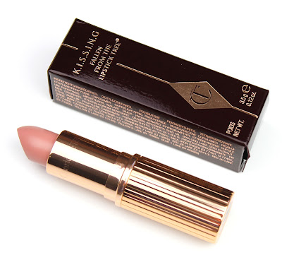 Charlotte Tilbury K.I.S.S.I.N.G. Lipstick in Valentine review