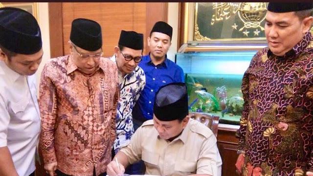 Prabowo Subianto Bertemu PBNU, Suryo Prabowo: Jangan Sampai Masuk Jebakan Batman