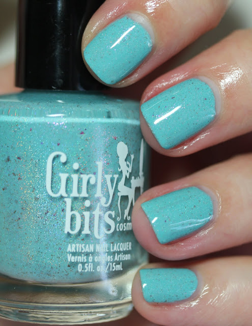 Girly Bits April CoTM 2017 Robin Me Blind